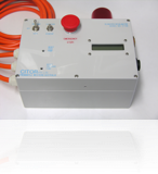 Citor water desalination controller for the New Zealand Navy
